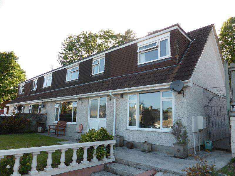 5 Bedrooms Semi Detached House for sale in Rose Hill, St Blazey, Par
