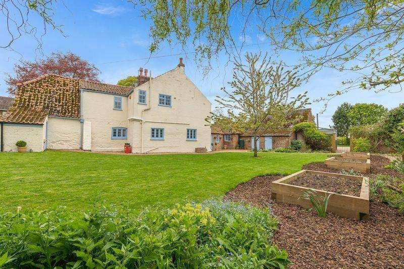 4 Bedrooms Detached House for sale in Main Road, Thimbleby