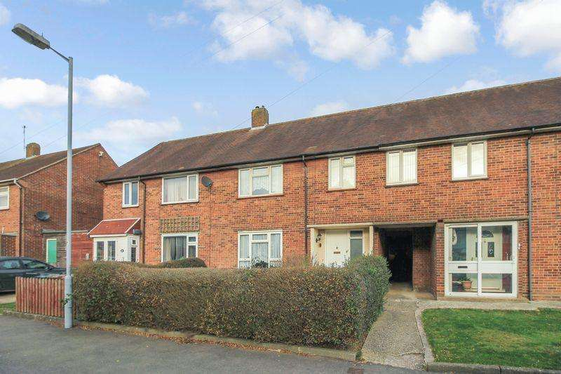 3 Bedrooms Terraced House for sale in Cades Close, Luton