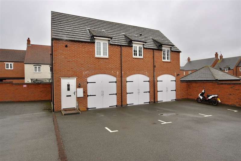 2 Bedrooms Detached House for sale in Willow Road, Barrow upon Soar