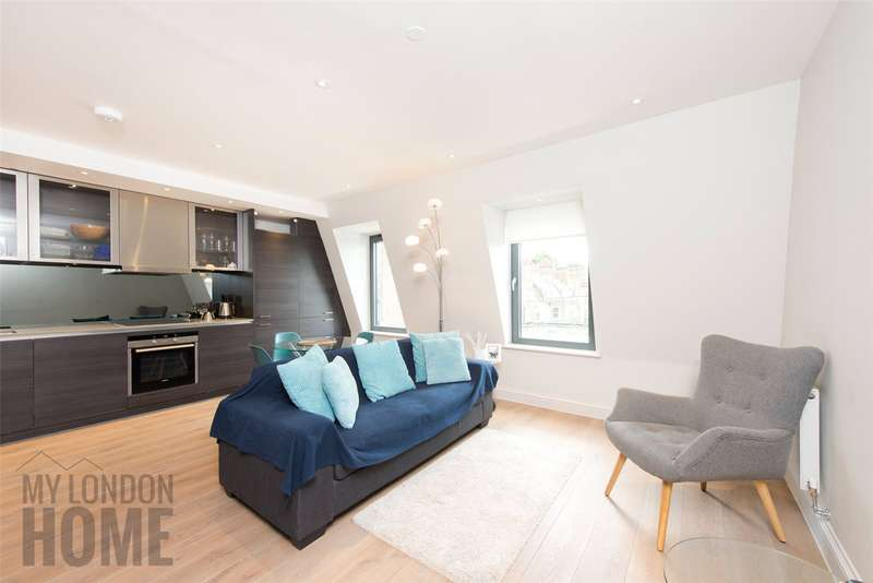 2 Bedrooms Apartment Flat for sale in The Lincolns, Grays Inn Road, Bloomsbury, WC1X