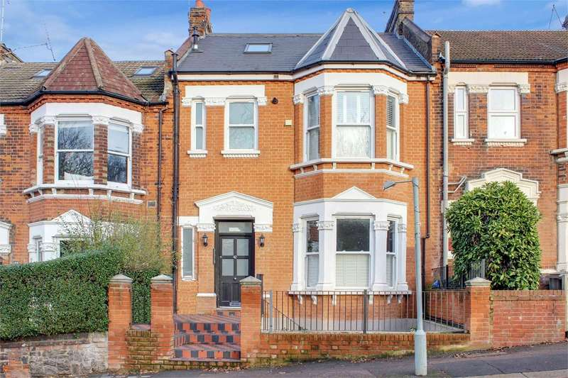 2 Bedrooms Flat for sale in Denton road, Crouch End, London