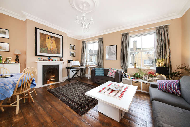 2 Bedrooms Flat for sale in Meeting House Lane, Peckham SE15