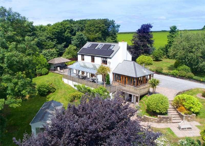 5 Bedrooms Detached House for sale in Ringmore, Kingsbridge, TQ7