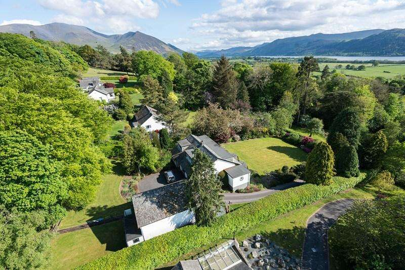 5 Bedrooms Detached House for sale in Bassenthwaite, Keswick