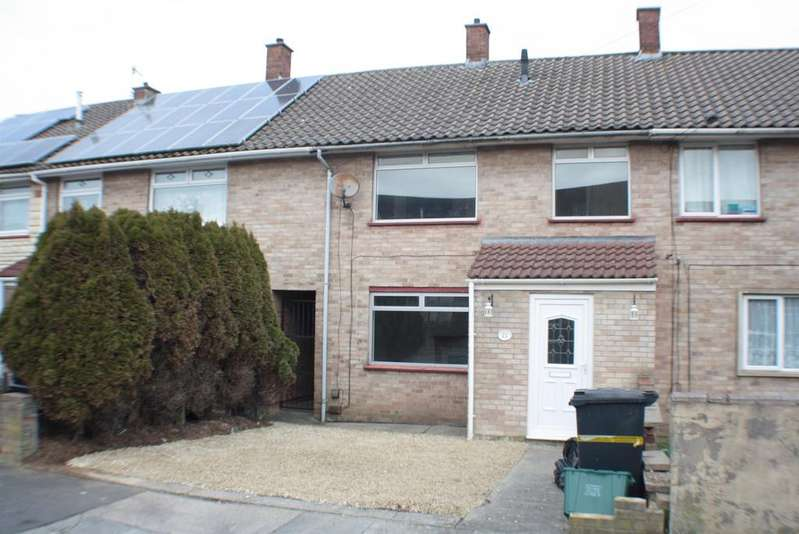 3 Bedrooms Terraced House for sale in Shortwood Road, Hartcliffe, Bristol, BS13 0QW