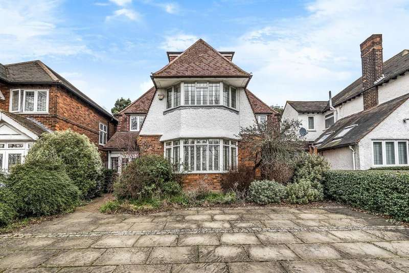 5 Bedrooms Semi Detached House for sale in Manor Way, Blackheath