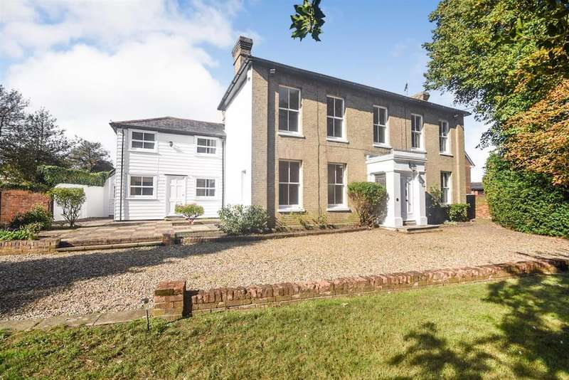 6 Bedrooms Detached House for sale in The Street, Wickham Bishops