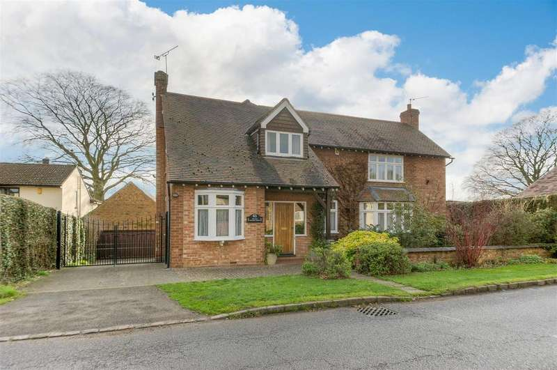 4 Bedrooms Detached House for sale in High Street, Braunston, Daventry