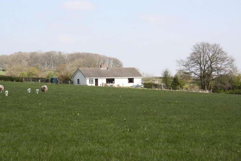 3 Bedrooms Detached Bungalow for sale in Walterstone, Herefordshire