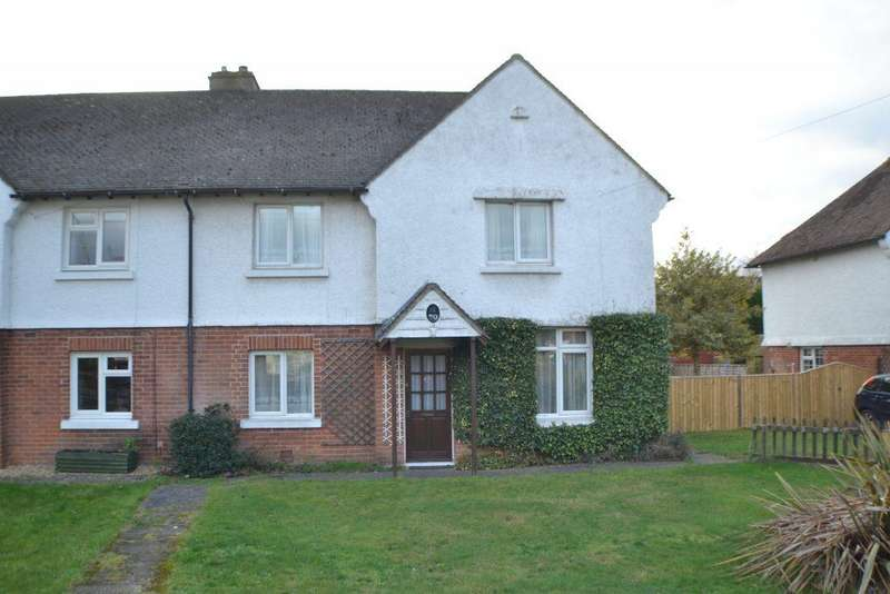 3 Bedrooms Semi Detached House for sale in Bath Road Thatcham