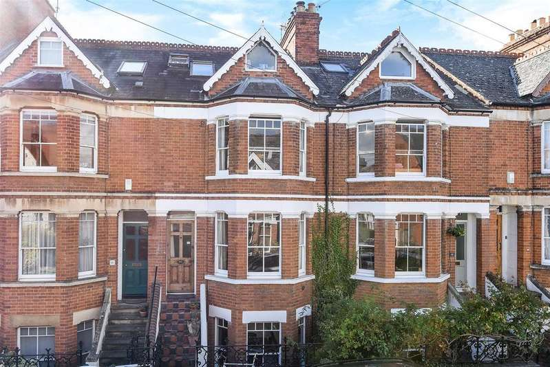 4 Bedrooms Terraced House for sale in Parker Street, Oxford