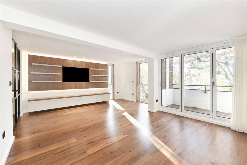 3 Bedrooms Flat for sale in Buckley House, 96 Addison Road, London, W14
