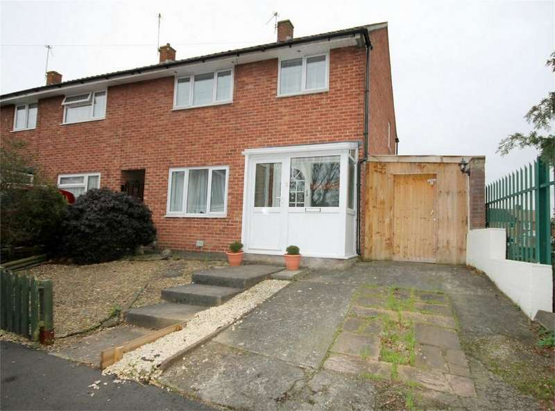 3 Bedrooms End Of Terrace House for sale in Frenchay Road, Downend, Bristol