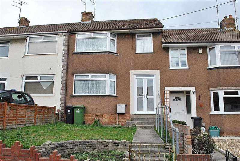 3 Bedrooms Terraced House for sale in Chiphouse Road, Bristol