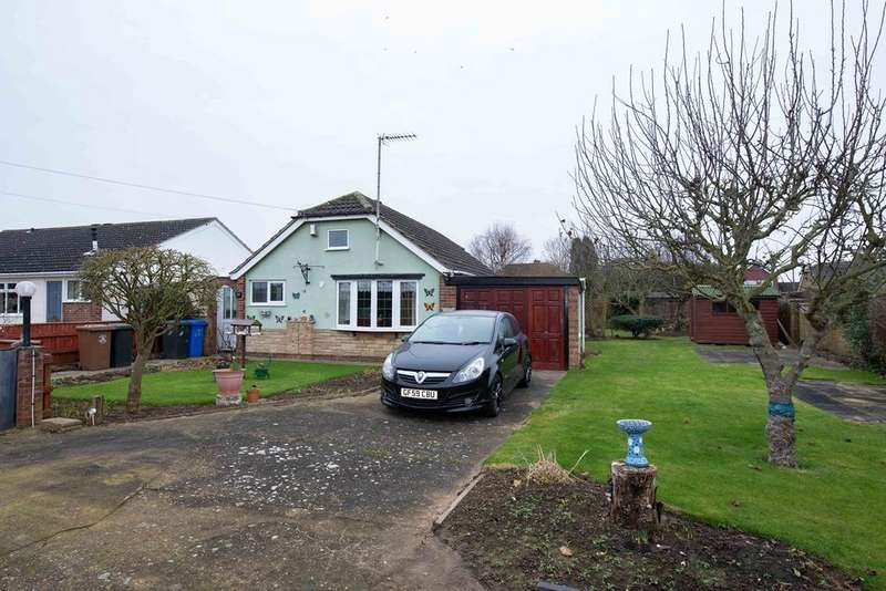 2 Bedrooms Detached Bungalow for sale in Camelot Gardens, Fishtoft, Boston, PE21