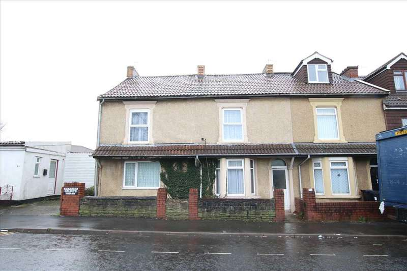 4 Bedrooms Terraced House for sale in Hanham Road, Kingswood, Bristol