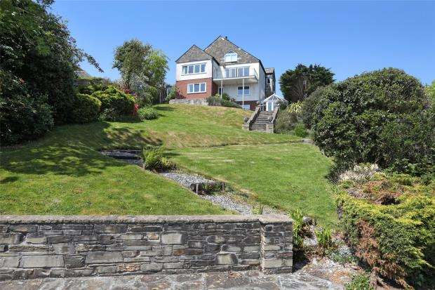 6 Bedrooms Detached House for sale in Kellow, Looe, Cornwall