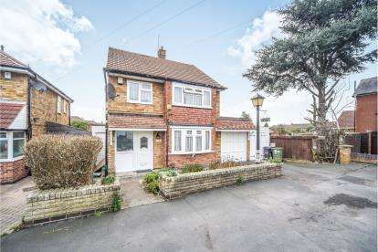 3 Bedrooms Detached House for sale in Humberstone Lane, Thurmaston, Leicester, Leicestershire