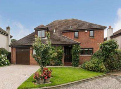 4 Bedrooms Detached House for sale in Murieston Park, Murieston