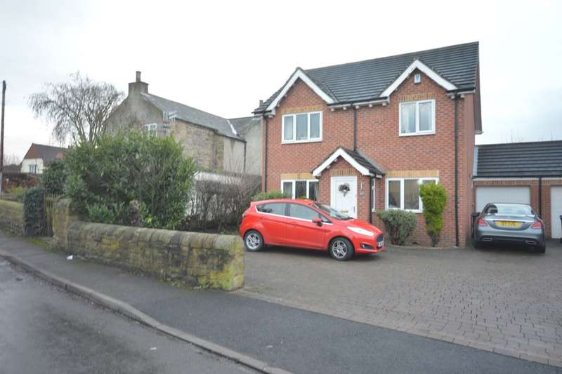 4 Bedrooms Detached House for sale in Netherthorpe, Staveley, Chesterfield, S43