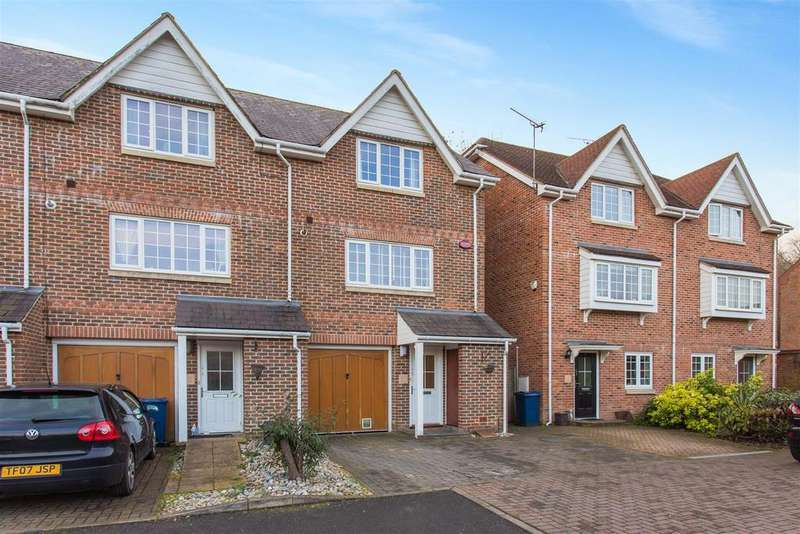 3 Bedrooms Town House for sale in The Sidings, Loudwater