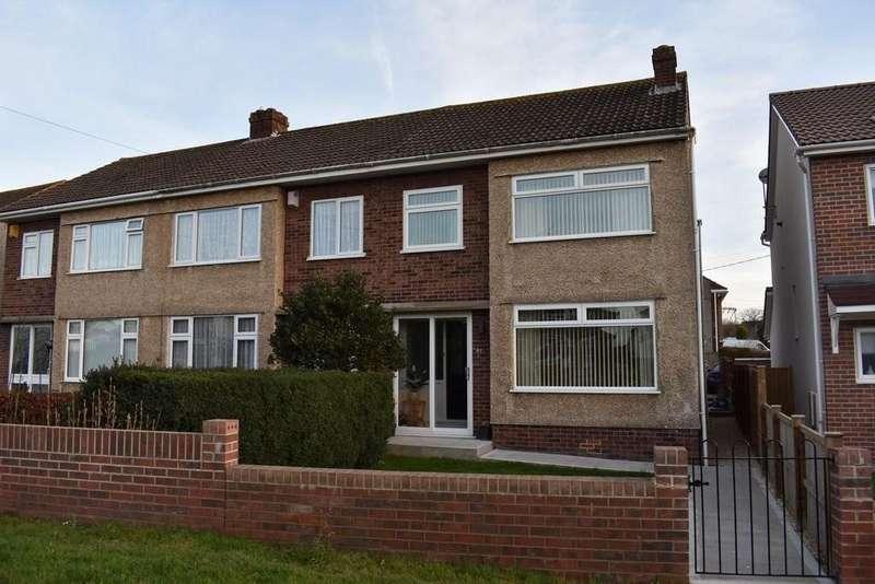 3 Bedrooms Semi Detached House for sale in Badminton Road, Coalpit Heath, Bristol