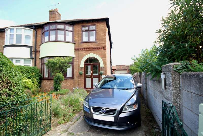 3 Bedrooms Semi Detached House for sale in Golftyn Lane, Connah's Quay