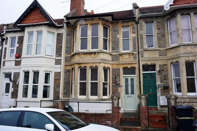 2 Bedrooms Terraced House for sale in Harrow Road, Bristol