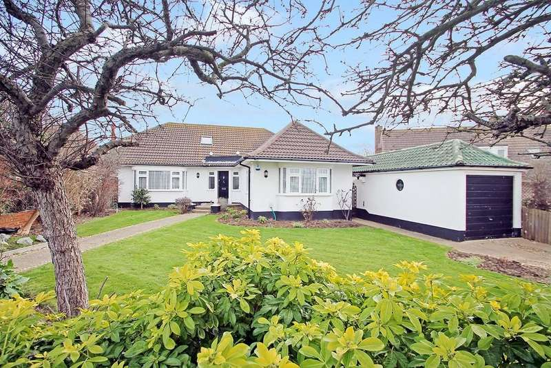 5 Bedrooms Chalet House for sale in Chester Avenue, Lancing, BN15 8PQ