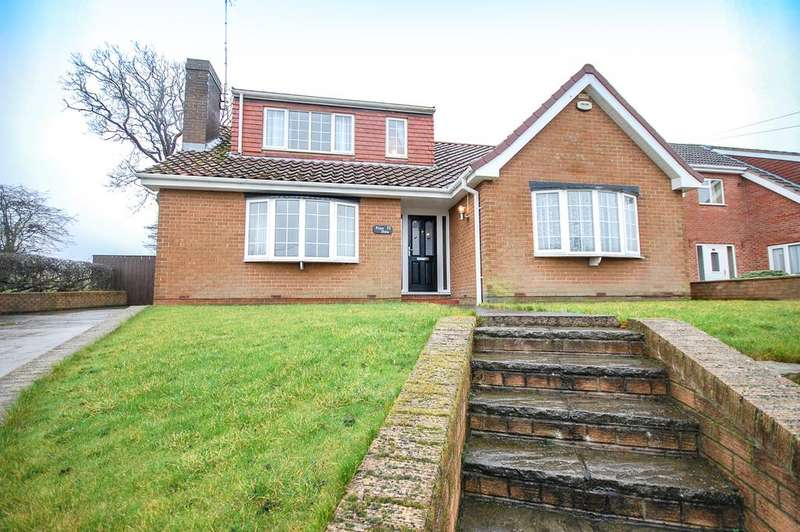 4 Bedrooms Detached House for sale in Liverton Road, Liverton Mines TS13