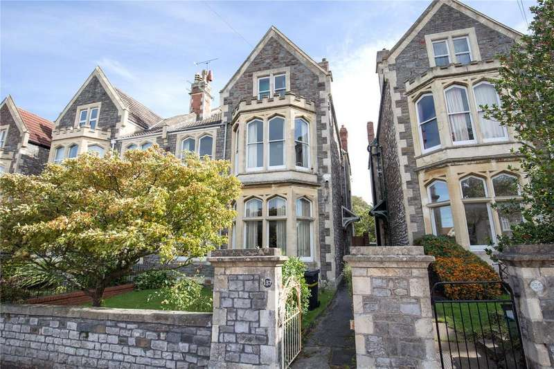 8 Bedrooms Semi Detached House for sale in Westbury Road, Westbury-on-Trym, Bristol, BS9