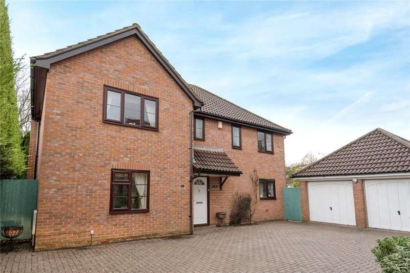 5 Bedrooms Detached House for sale in Ashen Close, Chandlers Ford, Hampshire, SO53