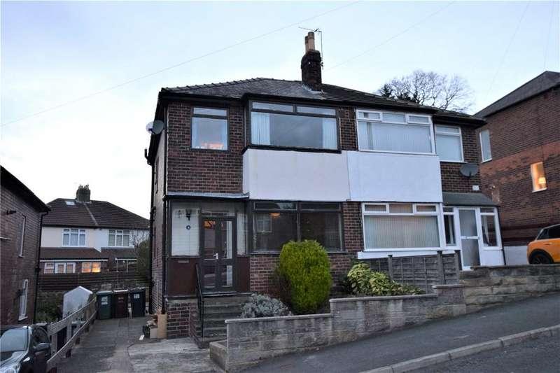 3 Bedrooms Semi Detached House for sale in Vesper Gate Mount, Leeds, West Yorkshire