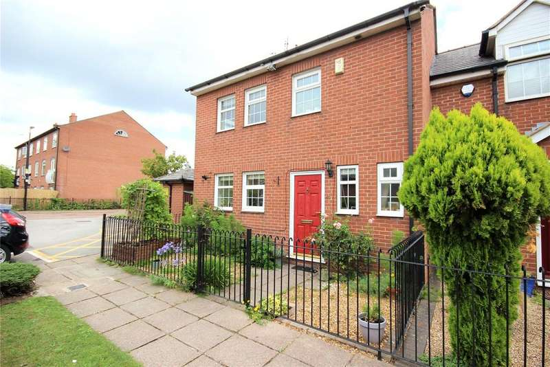 3 Bedrooms House for sale in Merchants Quay, Salford Quays, Greater Manchester, M50
