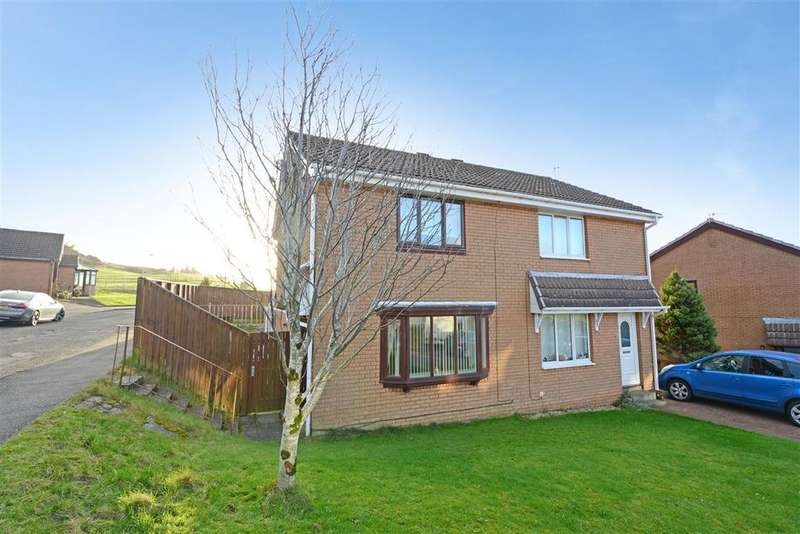 2 Bedrooms Semi-detached Villa House for sale in 1 Meadowbank Road, Largs, KA30 8HD