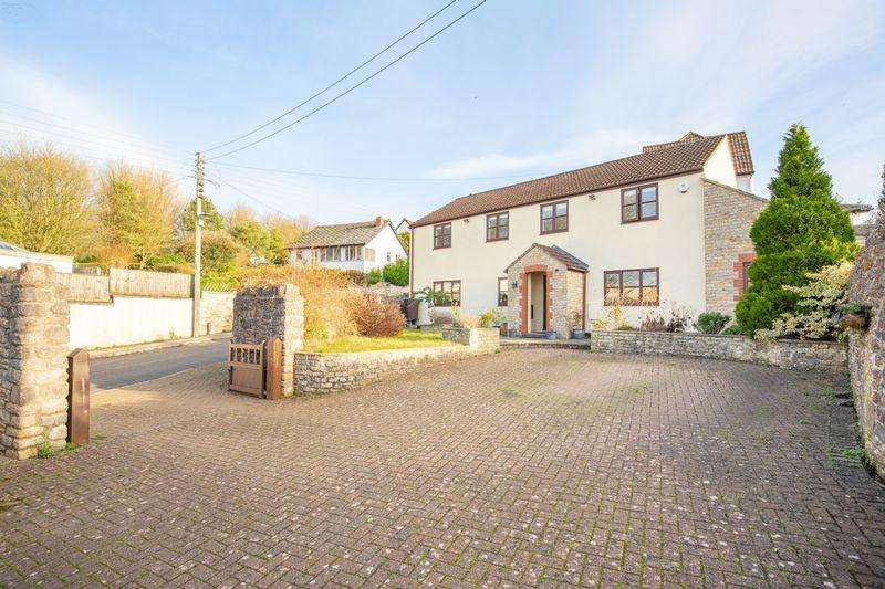 4 Bedrooms Detached House for sale in Hawkers Lane, Wells