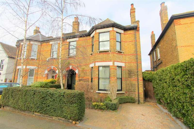 4 Bedrooms Semi Detached House for sale in Clifton Road, Wallington