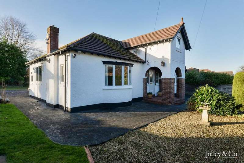 4 Bedrooms Detached Bungalow for sale in Heald Green, Cheadle, Cheshire
