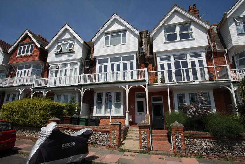 5 Bedrooms Terraced House for sale in Vicarage Road, Eastbourne BN20