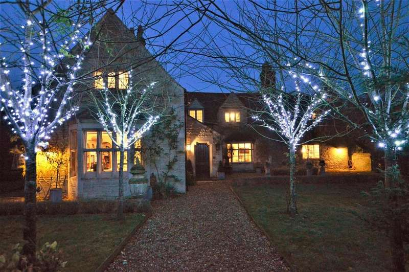 5 Bedrooms Detached House for sale in Main Street, Greatford