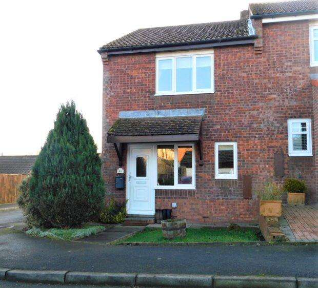 2 Bedrooms Semi Detached House for sale in ROTHBURY CLOSE, TRIMDON GRANGE, SEDGEFIELD DISTRICT