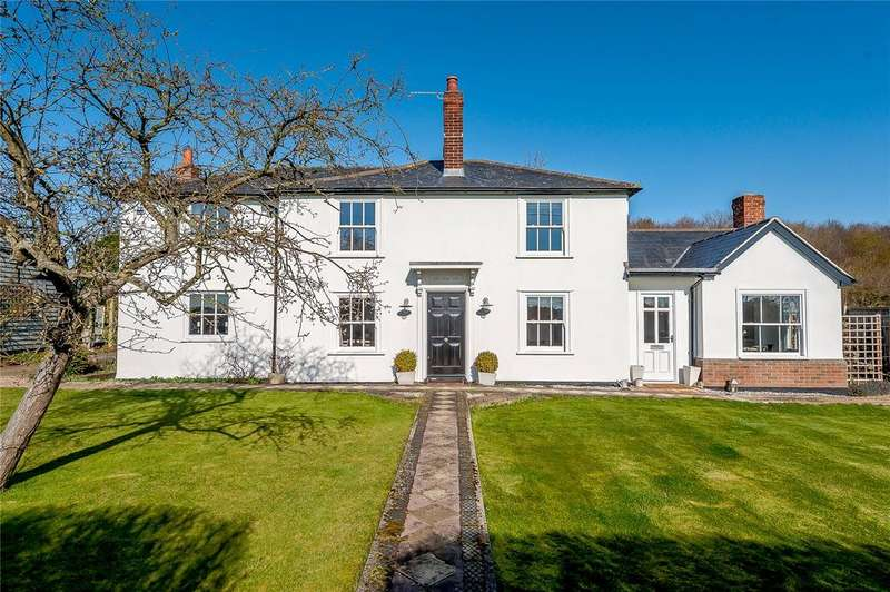 5 Bedrooms Detached House for sale in Leighs Road, Little Waltham, Chelmsford, Essex, CM3