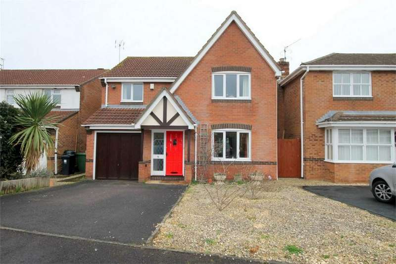 4 Bedrooms Detached House for sale in Sandown Close, Downend, Bristol