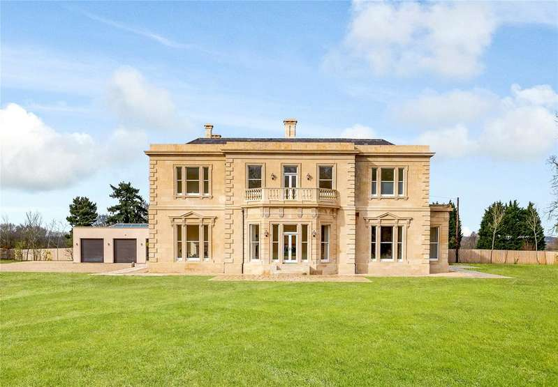 6 Bedrooms Detached House for sale in Crookham Hill, Crookham Common, Newbury, Berkshire