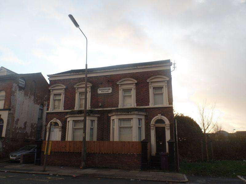 3 Bedrooms House for sale in 155 Breckfield Road North, Liverpool