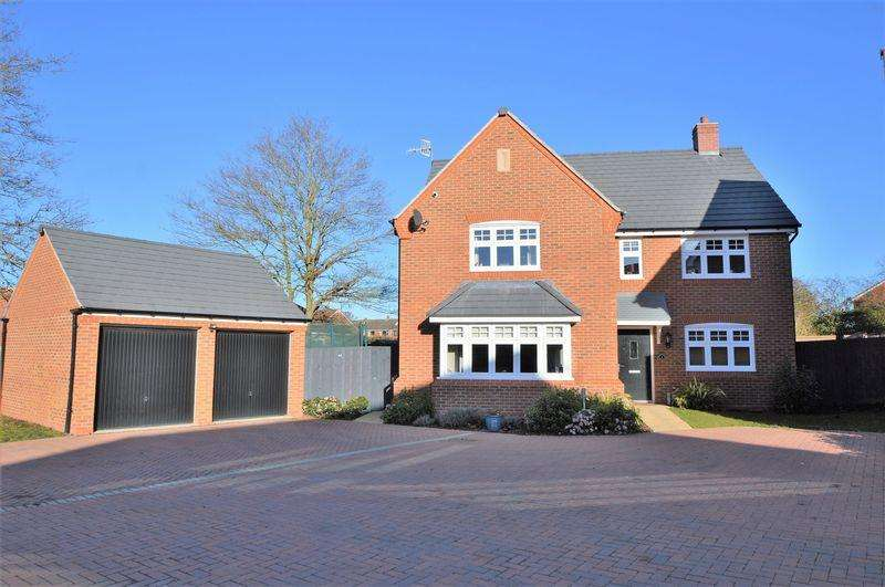 5 Bedrooms Detached House for sale in Perkins Drive * Inkberrow * WR7 4FD