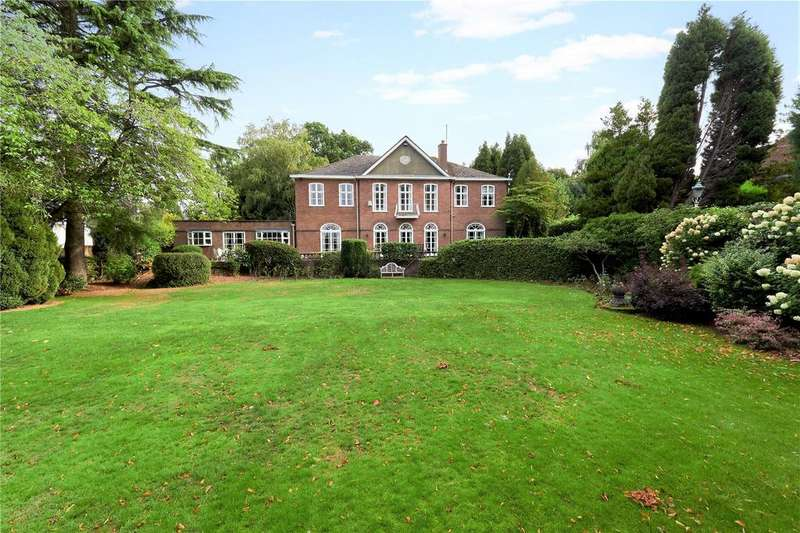 5 Bedrooms Detached House for sale in Rappax Road, Hale, Cheshire, WA15