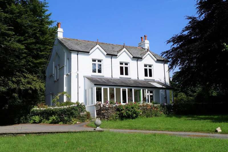 4 Bedrooms Detached House for sale in Caseytown, Tavistock - Easy Access To Moor and Town