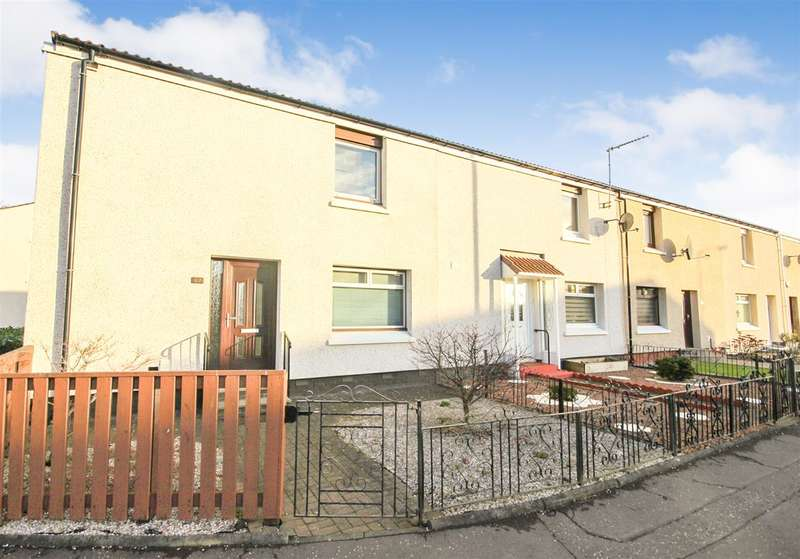 2 Bedrooms End Of Terrace House for sale in Kerse Road, Grangemouth